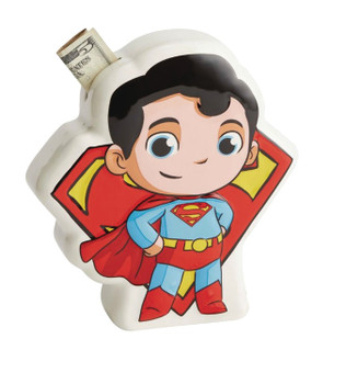 DC SUPER FRIENDS SUPERMAN COIN BANK