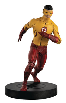 DC CW FLASH FIG COLL #2 KID FLASH