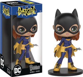 DC HEROES MODERN BATGIRL WOBBLER VIN FIGURE