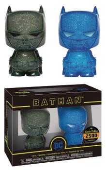 HIKARI XS DC BATMAN BLUE & GREY FIGURE 2PK