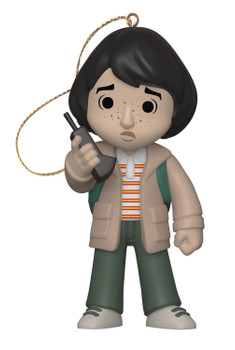 STRANGER THINGS MIKE FIGURAL ORNAMENT