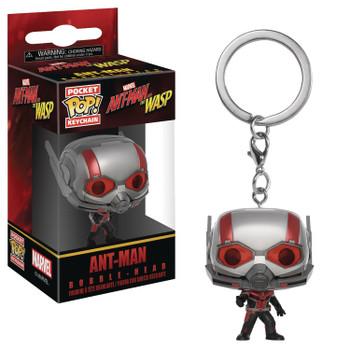POCKET POP ANT-MAN & WASP ANT MAN FIG KEYCHAIN