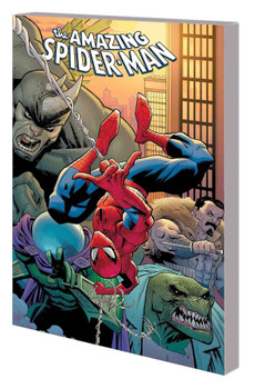 AMAZING SPIDER-MAN BY NICK SPENCER TP VOL 01 BACK TO BASICS