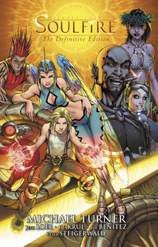 MICHAEL TURNER SOULFIRE TP VOL 01 DEFINITIVE ED