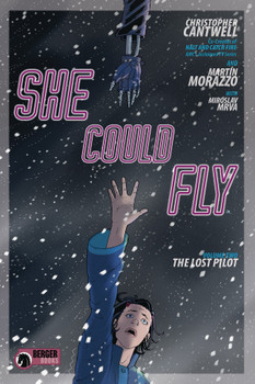 SHE COULD FLY TP VOL 02 THE LOST PILOT