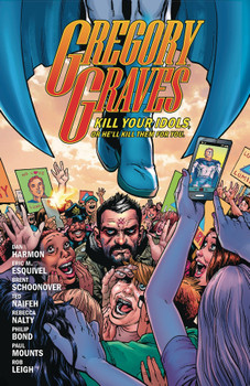 GREGORY GRAVES GN VOL 01 INTERVIEW WITH A SUPERVILLAIN