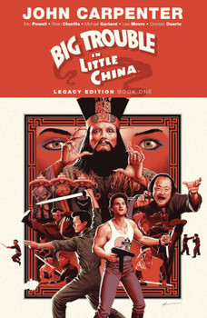 BIG TROUBLE IN LITTLE CHINA LEGACY EDITION TP VOL 01