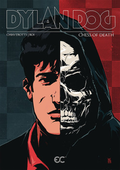 DYLAN DOG CHESS OF DEATH