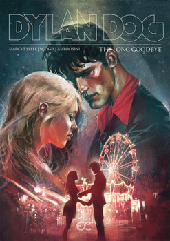 DYLAN DOG THE LONG GOODBYE GN