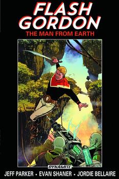 FLASH GORDON OMNIBUS TP VOL 01 MAN FROM EARTH