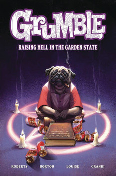 GRUMBLE TP VOL 02 RAISING HELL IN THE GARDEN STATE