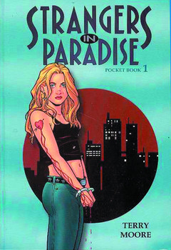 STRANGERS IN PARADISE POCKET BOOK TP VOL 01
