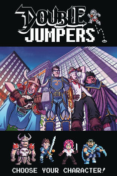 DOUBLE JUMPERS TP NEW PTG VOL 01