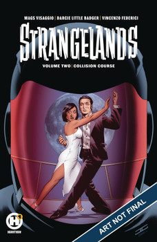 STRANGELANDS TP VOL 02
