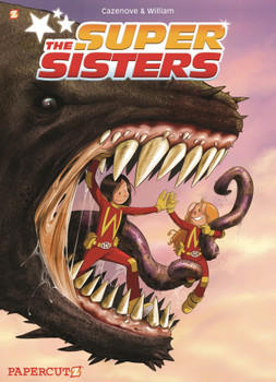 SUPER SISTERS GN
