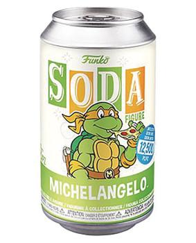VINYL SODA TMNT MICHAELANGELO