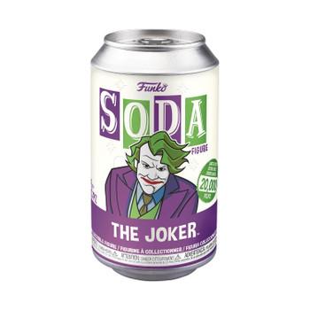 VINYL SODA BATMAN THE DARK KNIGHT JOKER