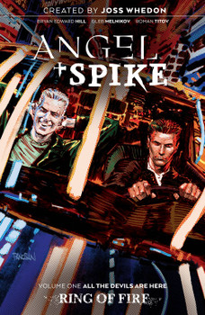 ANGEL & SPIKE TP VOL 01 ALL THE DEVILS ARE HERE