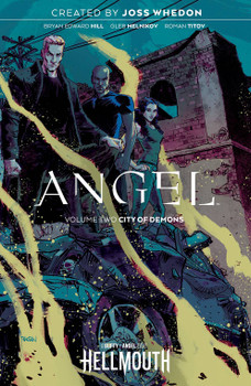 ANGEL TP VOL 02 CITY OF DEMONS