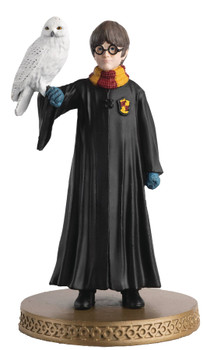 HP WIZARDING WORLD FIGURINE COLLECTION #40 HARRY & HEDWIG