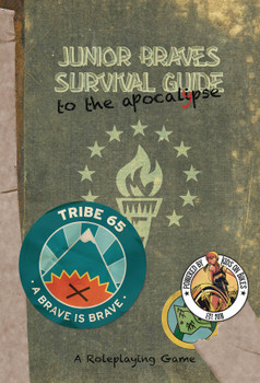 JUNIOR BRAVES SURVIVAL GUIDE TO THE APOCALYPSE RP GAME