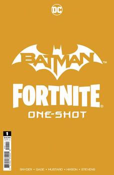 BATMAN FORTNITE FOUNDATION #1 (ONE SHOT) CVR A GREG CAPULLO & JONATHAN GLAPION