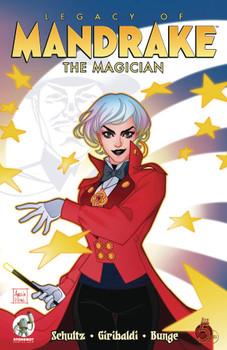 LEGACY OF MANDRAKE THE MAGICIAN TP VOL 01