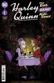 HARLEY QUINN THE ANIMATED SERIES THE EAT BANG KILL TOUR #3 (OF 6) CVR A MAX SARIN