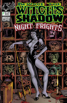BEWARE THE WITCHS SHADOW NIGHT FRGHTS #1 CVR B PARSONS