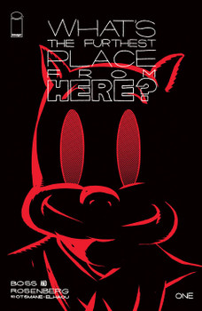 WHATS THE FURTHEST PLACE FROM HERE #1 CVR D BENDIS