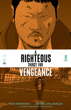 RIGHTEOUS THIRST FOR VENGEANCE #1 2ND PTG