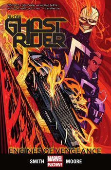 ALL NEW GHOST RIDER TP VOL 01 ENGINES OF VENGEANCE