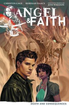 ANGEL & FAITH TP VOL 04 DEATH & CONSEQUENCES