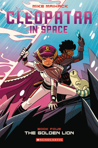 CLEOPATRA IN SPACE HC GN VOL 04 GOLDEN LION