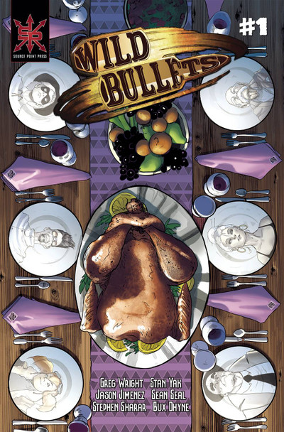 WILD BULLETS #1 (OF 3)