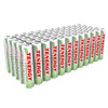 60pcs ( 15 x Cards) Tenergy Centura NiMH AAA 1.2V 800mAh Rechargeable Batteries