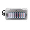 Combo: TN145 8-Bay AA/AAA NiMH/NiCd Charger + 8 AA NiMH Rechargeable Batteries