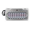 Combo: TN145 8-Bay AA/AAA NiMH/NiCd Charger + 8 AAA NiMH Rechargeable Batteries