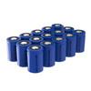 15pcs Tenergy 4/5 SubC 1300mAh NiCd Flat Top Rechargeable Batteries