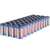 Tenergy Primary Lithium Thionyl Chloride Battery 1/2 AA 3.6V 1200mAh (ER14250) (non Rechargeable) - 40 Pack