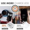Tenergy USB-C Charger with PD 20W 2 Pack