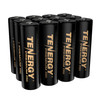 Tenergy Premium PRO Rechargeable AA Batteries, High Capacity Low Self-Discharge 2800mAh NiMH AA Battery, 12 Pack