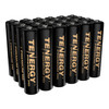 Tenergy Premium PRO Rechargeable AAA Batteries, High Capacity Low Self-Discharge 1100mAh NiMH AAA Battery, 24 Pack