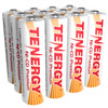 Tenergy Premium NiCd  AA 1100mAh Rechargeable Batteries for Solar Lights  12 Pack