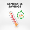 Tenergy Premium NiCd  AA 1100mAh Rechargeable Batteries for Solar Lights  20 Pack