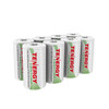 8-pack (4 x Cards) Tenergy Centura NiMH C 1.2V 4000mAh Rechargeable Batteries