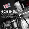 Combo: 12 pcs Tenergy Premium AA 2500mAh NiMH Rechargeable Batteries + 3 AA Size Holders