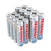 Combo: 16pcs Tenergy Premium NiMH Rechargeable Batteries, (8AA/8AAA)