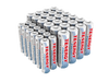 Combo: 36 pcs Tenergy Premium NiMH Rechargeable Batteries (24AA/12AAA)