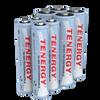 Combo: 8pcs Tenergy NiMH Rechargeable Batteries (4AA/4AAA)